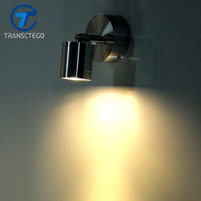 Led spots wandlamp schilderen lamp LED spot light plafond ...
