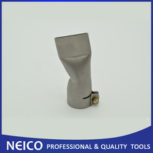 40mm Wide Slot  Flat  Weld  Nozzle Tip  For  LESITER , BAK, HERZ, FORSTHOFF, SIEVERT Hot Air Weld Heat Gun