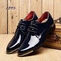 CDTS tamaño: 38-43 44 de Los Hombres Con Cordones de Primavera/Otoño Brogue zapatos Aumento de la Altura Libre gratis
