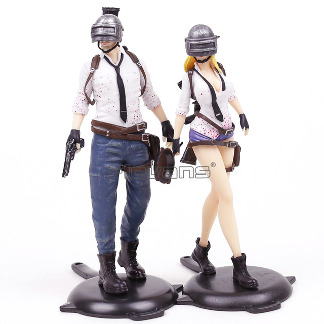 PUBG BattleGrounds PVC Figure Collectible Toy