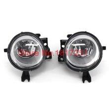 Modificação dedicado luzes de nevoeiro lâmpadas Coelho Grill lâmpada luz para VW Touareg 2003-2007 posição original de 2 pcs