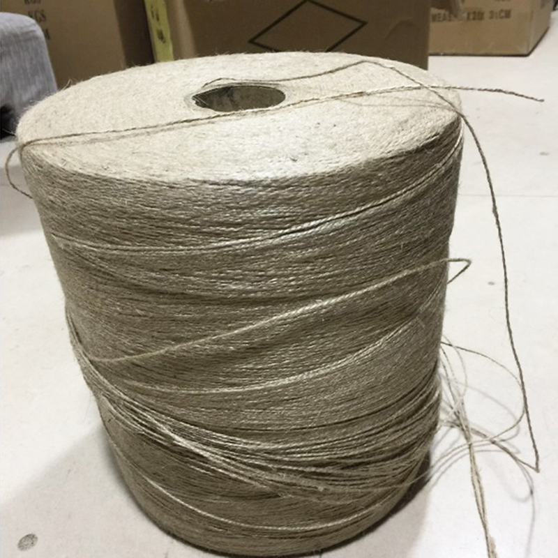 10m//Roll Natural Jute Hemp Ribbon Twine Rope String DIY Craft Burlap Wrapping