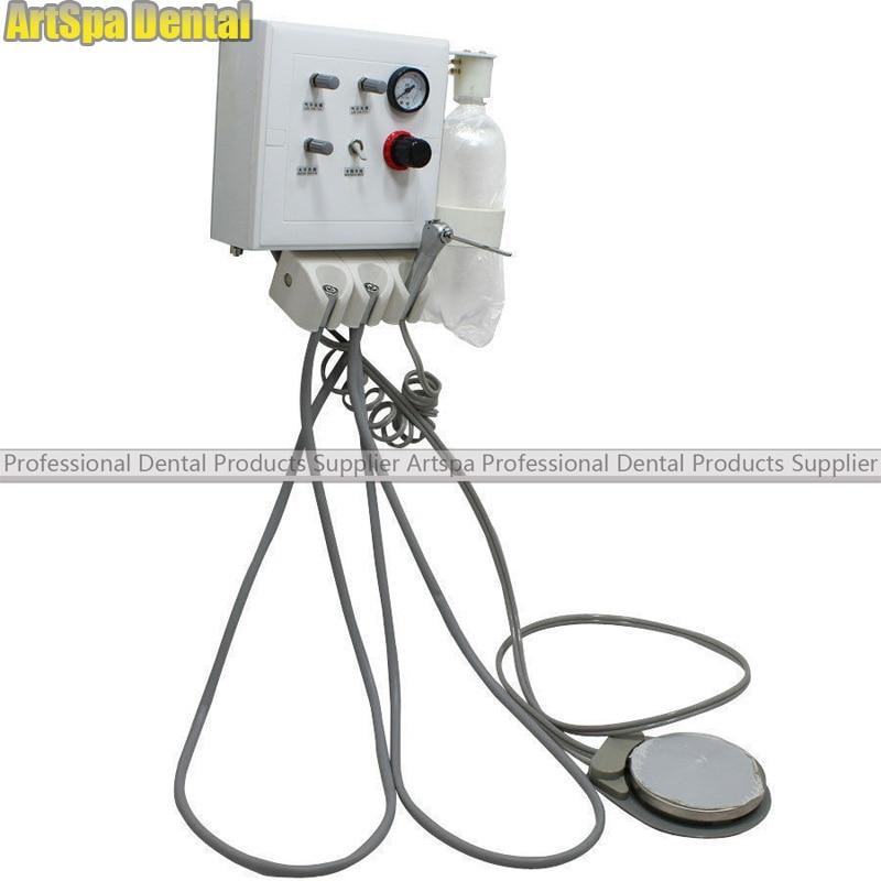 Dental Turbine Unit Wall Hanging Type Portable Testing Turbine