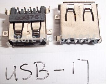 laptop USB Jack connector  for Lenovo B450 B450A B450L usb 2.0 interface
