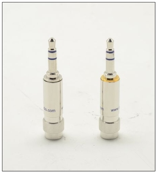 HIFI Top High-end ATL PS-3504RG PS-3506RG PS-3504RH PS-3506RH 3.5mm Plug Gold Plated solder type Adapter For Diy фото