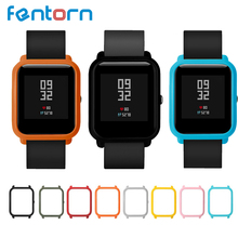 Fentorn Protect Case for Xiaomi Huami Amazfit Bip Bit Youth Watch Case Replace Cover Protective Shell for Amazfit Smart Watch
