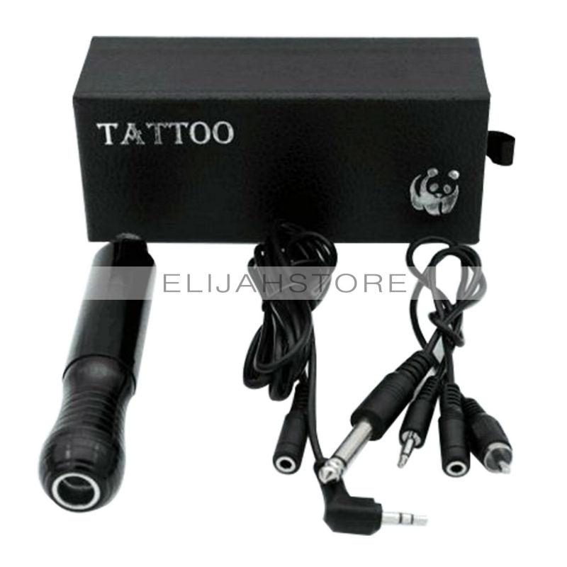 CHUSE Shader & Liner Tattoo Machine Kit Permanent Makeup Machine for Microblading Rotary Tattoo Machine 35000r import permanent makeup machine best tattoo makeup eyebrow lips machine pen