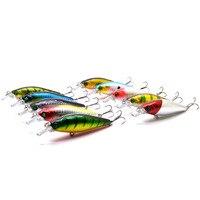 10 unids oferta especial de promoción de señuelos Mino cebo bionic cebo de pesca 9 cm 9.5 g cebo duro conjunto conjunto completo