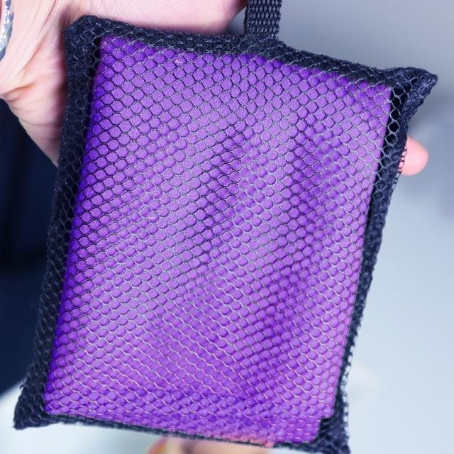 40x75 cm Sport Asciugamano In Microfibra Viaggi Jogger Panno Con Il Sacchetto toalha de esportes Campeggio Swim Gym Panno Per Il Viso 5 colori 1 pz/lotto