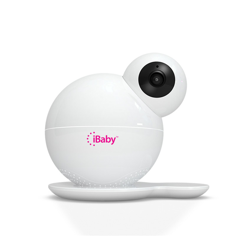 Wireless Remote Control 720P Baby Monitor Baby Cry Alarm With Humidity and temperature sensors