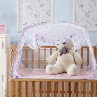 Cũi trẻ em muỗi net kids giường lều tán cũi trẻ em ngủ lều của người da đỏ bé playpen muỗi net tán sang trọng gấp