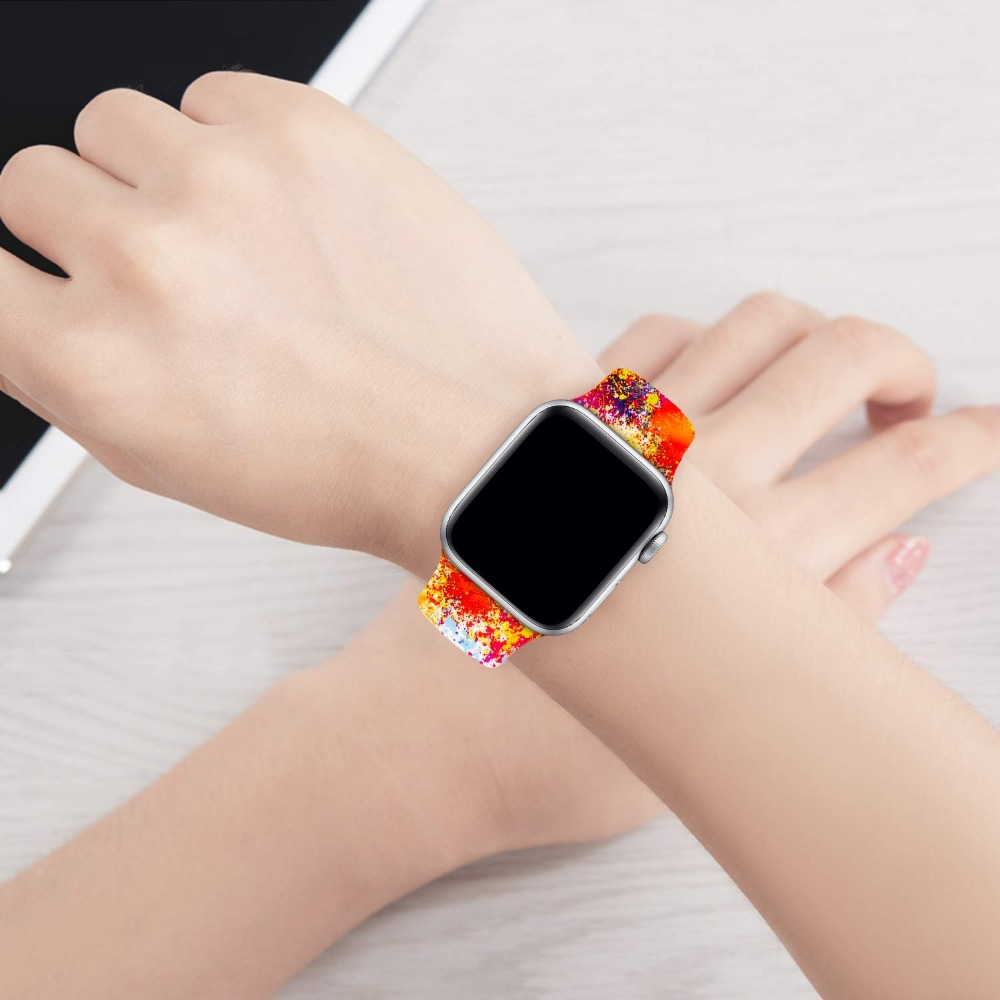 Floral Band for Apple Watch 287
