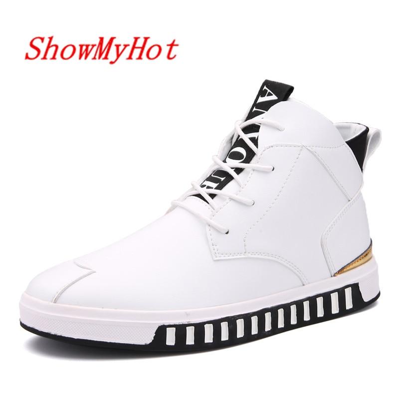 Planos Nuevo Masculinos marfil Sapatos Showmyhot Blanco Caminar Negro 350 Zapatos Ocio Para Llegan Zapatillas PXdZqB