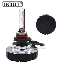 Hcdlt 35 Вт мини-все в одном Xenon H11 комплект ксеноновых фар ксенон 9005 HB3 4300 K 6000 K Автоматическая лампочка противотуманных фар 12 V HID комплект для переоборудования