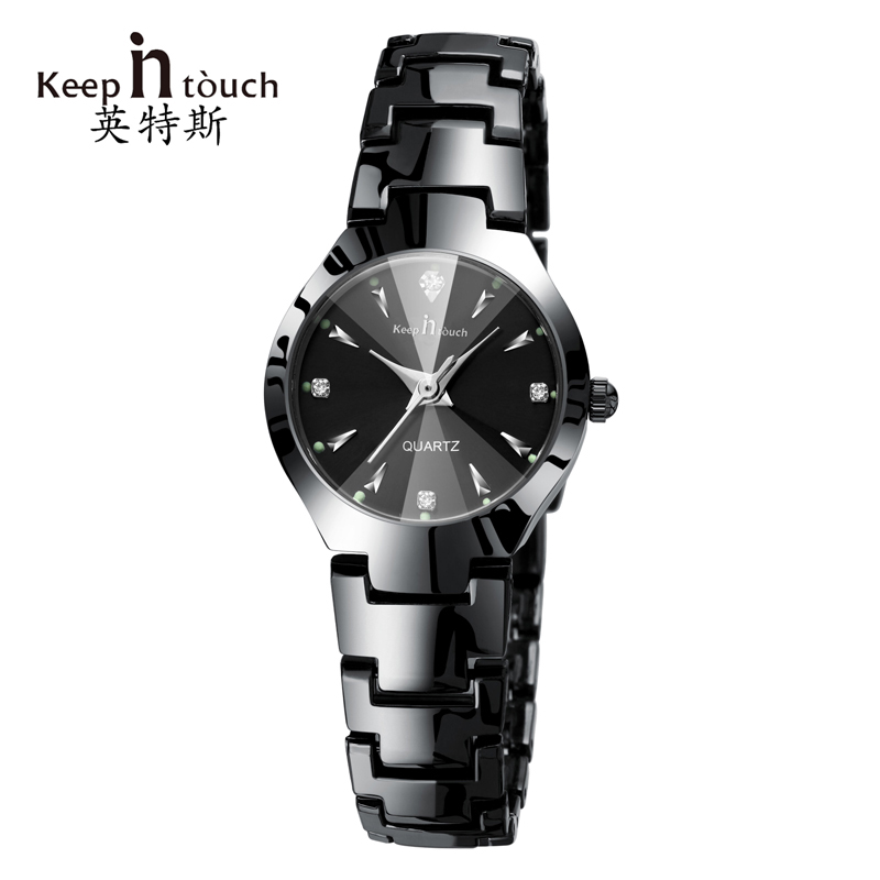 цены Keep in touch Luxury Quartz Women Watches Designer Luminous Woman Wristwatch Rhinestone Ladies Watch Bracelet Relogio Feminino