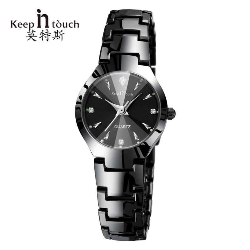 Keep In Touch Luxury Quartz Women Watches Designer Luminous Woman Wristwatch Rhinestone Ladies Watch Bracelet Relogio Feminino