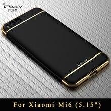 Xiaom Mi 6 Чехол оригинальный iPaky бренд Xiaomi mi6 Pro премьер-чехол xao 3 в 1 Жесткий PC Обложка для Xiaomi Mi 6 M6 чехол телефона 5.15″