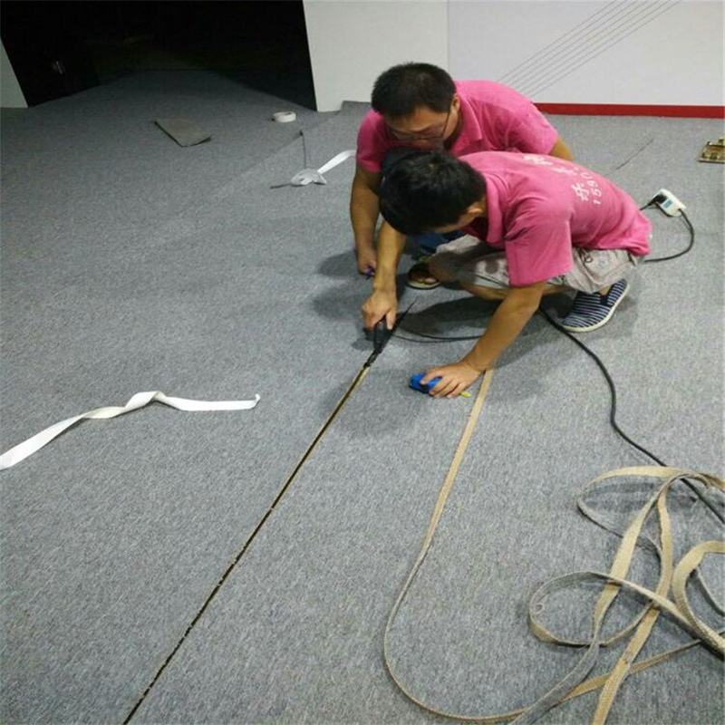 Carpet Iron Hotel-specific Installation Maintenance Tools Sticky Electric Iron Carpet Professional Iron-4