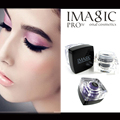IMAGIC Pro 12 Color Eye Shadow Liner Gel Eyeshadow Cream Mix  Waterproof  professional Makeup Beauty Tool  Easy to Wear hot sale