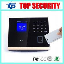 500 face capacity linux operating system facial time attendance and access control with fingerprint reader ZK face device clock