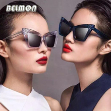 Fashion Cat Eye Sunglasses Women Brand Designer Vintage Sun Glasses For Ladies Oculos Female Sunglass UV400 Oculos de Sol RS631 vintage brand designer sunglasses 2016 fashion women sunglass eye sun glasses for women oculos de sol feminino
