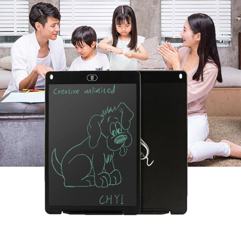 все цены на VAKIND 12 inch LCD Writing Tablet Digital Drawing Tablet Handwriting Pads Portable Electronic Tablet Board for Kids Drawing