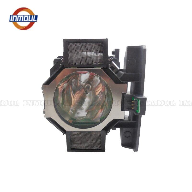 Projector Lamp for EPSON EB-Z8350W / Z8355W / Z8450WU / Z8455WU / PowerLite Pro Z8150NL / Z8250NL / Z8255NL / Z8350WNL Z8450WUNL elplp52 v13h010l52 compatible bare lamp for epso n powerlite pro z8000wunl z8050wnl epson eb z8000wu z8050w happybate