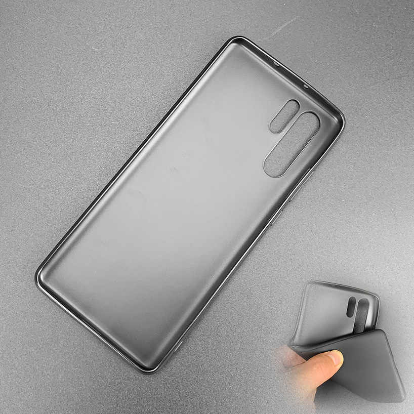 Funda trasera de silicona para Huawei P30 P20 Mate 20 10 Pro P10 lite P Smart + más Z 2019 Nova 5 5i cubierta
