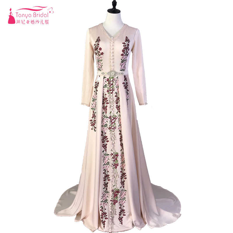 35a9d3c67a Detail Feedback Questions about Elegant Muslim Evening Dress ...
