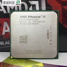 AMD Phenom II X4 925 CPU Processor Quad-core 2.8GHz 6MB L3 Cache Socket AM3 938pin Desktop scattered pieces Shipping free