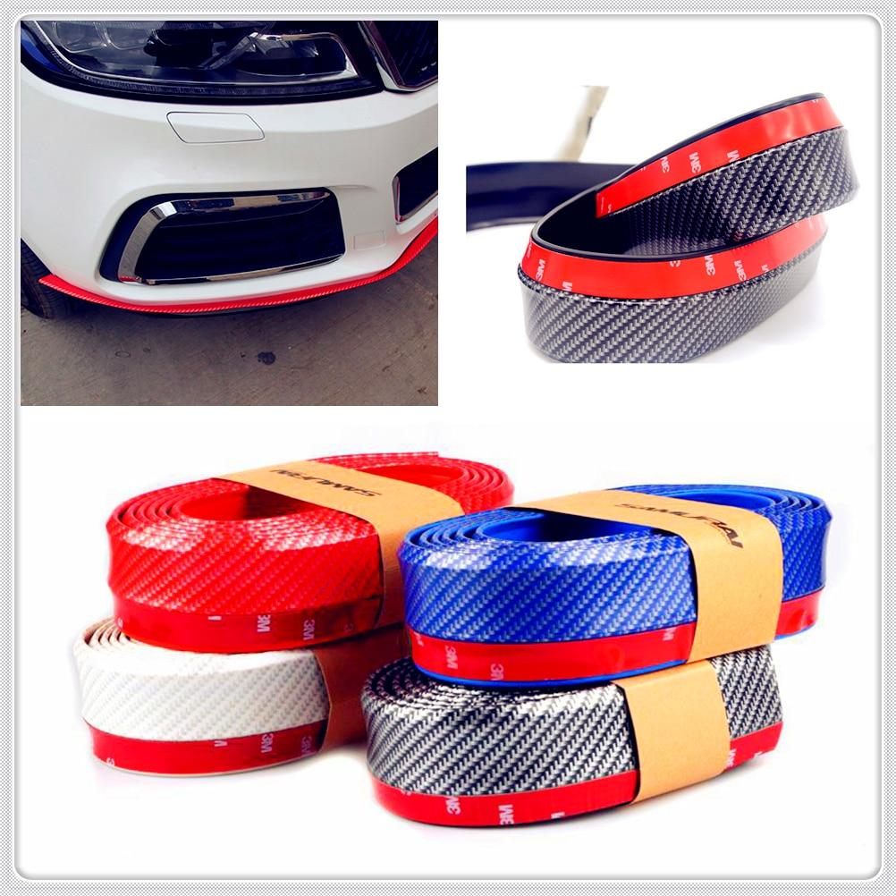 Auto Rubberen Bumper Strip 2.5 M Front Lip Kofferbak Voor Acura Legend Cl Mdx Rl Tl Rdx Tsx Rsx Ilx el Csx Rlx Tlx Zdx Slx