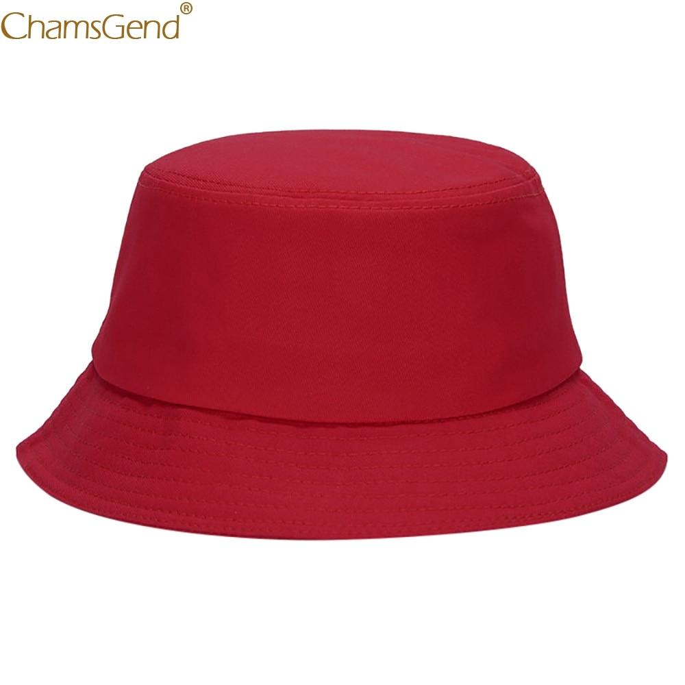 New Fashion hat Cotton Men women Unisex  Bucket Hat Fishing Brim visor Men Sun Hunting Summer Camping CapNov 12