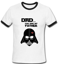 New 2016 Funny Dad You Are My Father Design T-shirt Summer Style Men T Shirt Casual Short Sleeve Tshirt Novelty O-neck Tee Shirt