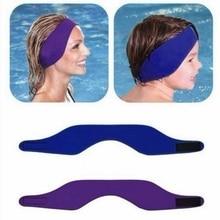New Women Men Bathing Swimming Ear Band Headband Protector Sport Adult Kids Water Swim Head Band Neoprene Wetsuit