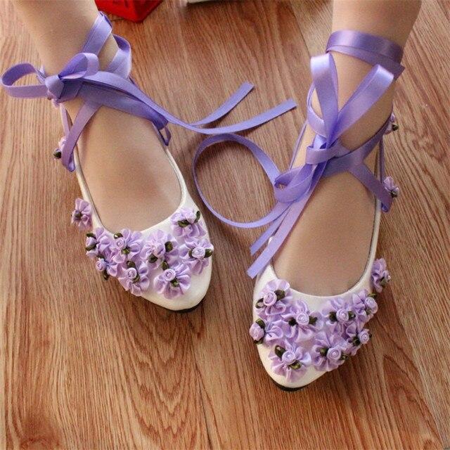 Girls Purple Dress Shoes