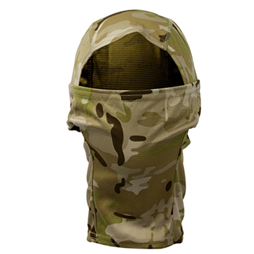 Sports & Entertainment Tactical Bionic Camouflage Mask Quick-dry Hood Full Face Mask Hat Outdoor Hunting Scarf Balaclava Hiking Cycling Warm Cap With The Best Service