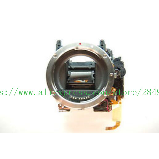 90%New For CANON 650D T4i 650D MIRROR BOX + Shutter and motor ORIGINAL REPAIR PART silver and black original lens zoom unit for canon powershot s110 digital camera repair part with ccd