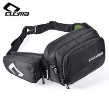 CUCYMA Motorcycle Bag Multifunctional Moto Motorcycles Bicycle Waist Pack Motorbike Saddle Single Shoulder