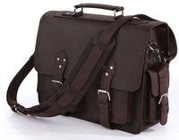 Высокое качество Винтаж JMD для мужчин большой размеры путешествия кожаные сумки чемодан сумка 7145R