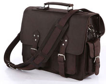Free shipping  Wholesale price Crazy Horse Leather Travel Bags Mens Business travel bag Big size #7145R