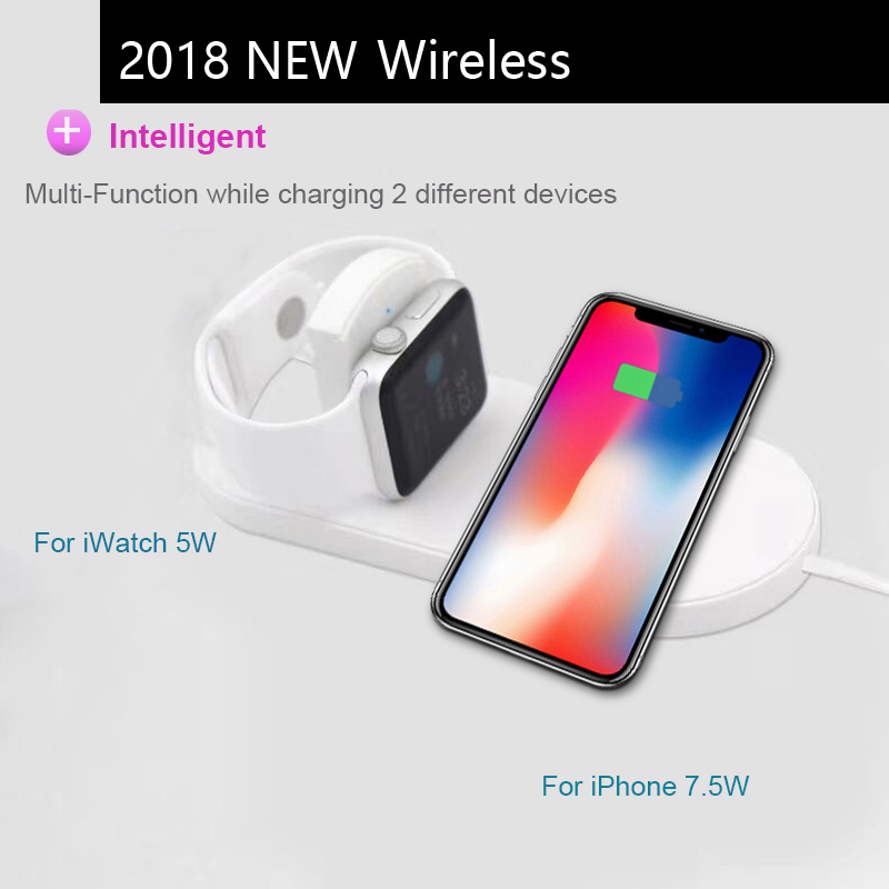 Wireless qi Charger Pad Fast Charging For Apple Watch 3 AirPower iWatch 3 2 QI For Sumsang S9 S7edge S8 plus for iphone 8 plus xWireless qi Charger Pad Fast Charging For Apple Watch 3 AirPower iWatch 3 2 QI For Sumsang S9 S7edge S8 plus for iphone 8 plus x