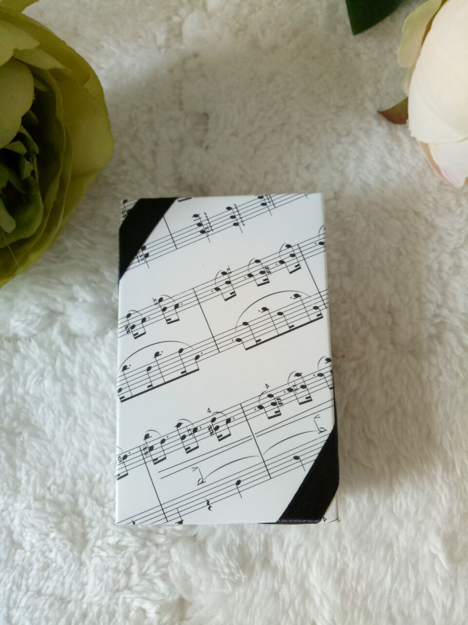 50PCS Music Notation Bookmark Baptism Party Gifts Supplies Baby ...