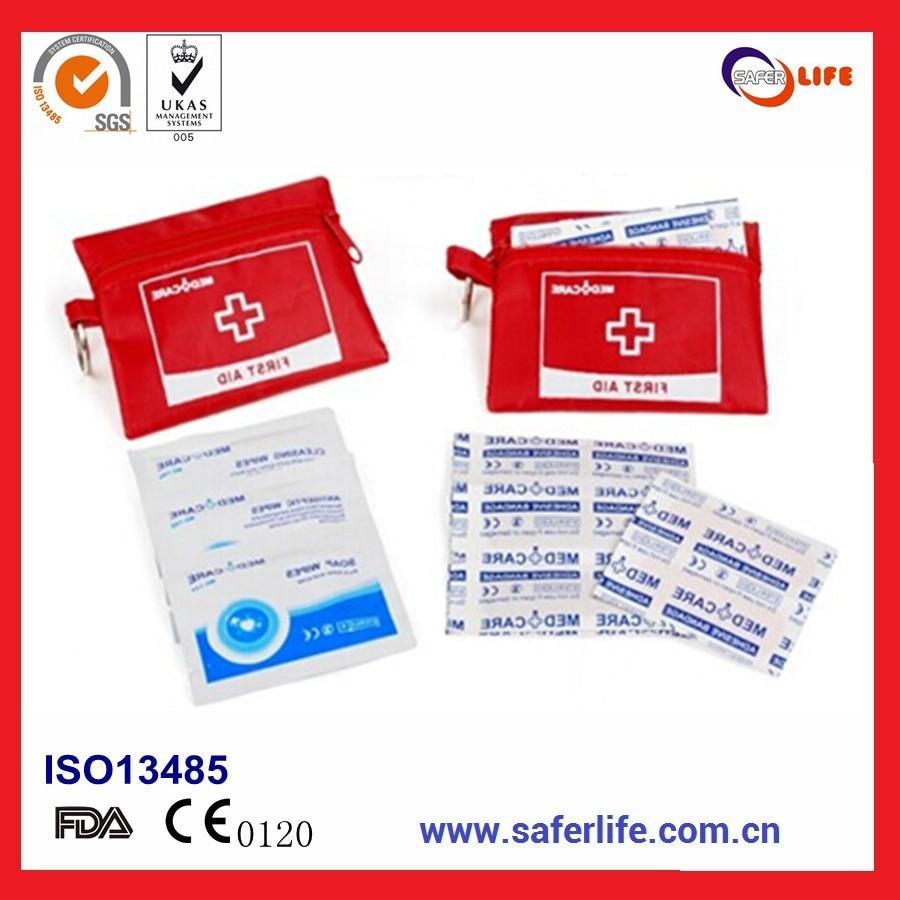 Открытый необходимых аксессуаров переносной аптечка мини travel kit