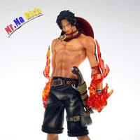 ONE PIECE PORTGAS D ACE Whitebeard MASTER STARS Action Figure Doll Collection