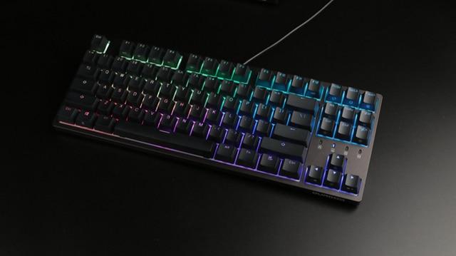 Nebula RGB mechanical lighting keyboard cherry mx pbt doubleshot brown blue black silent red silver 6