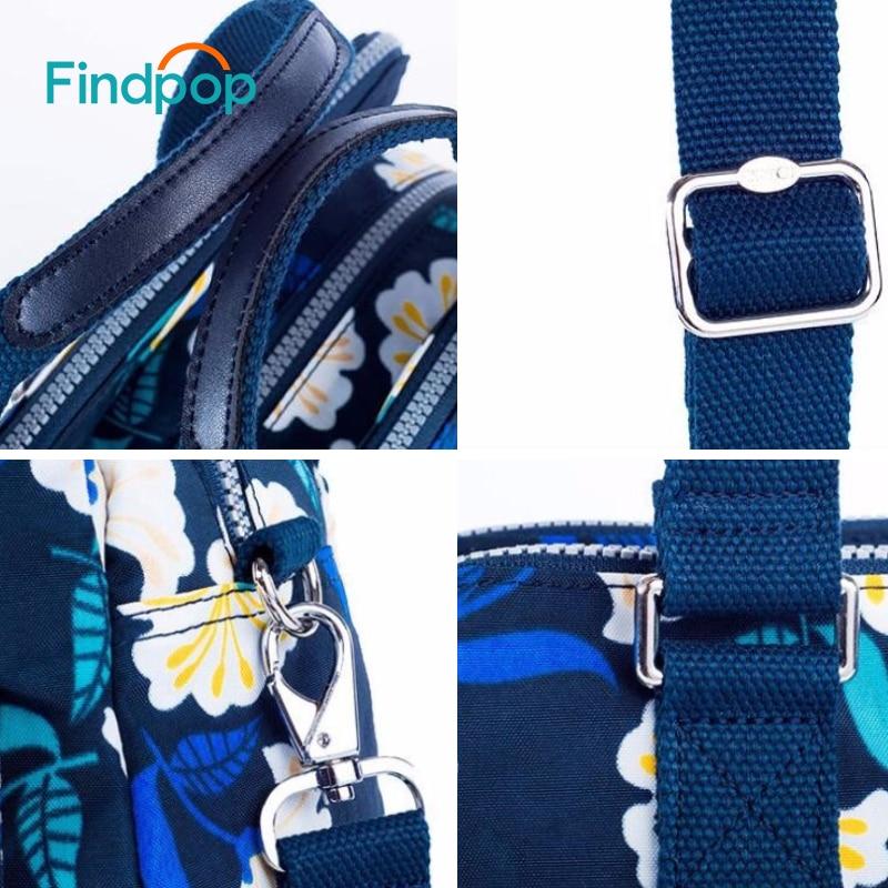 findpop marca crossbody sacolas de Material : Nylon Bags