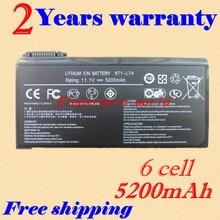 BTY-L74 JIGU Nueva 6 cell Batería Del Ordenador Portátil para MSI CX605 CX600X CX605M CX605X CX610X CX620 CX623 CX630 CX620MX CX620X CX623X