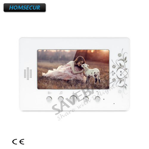 все цены на HOMSECUR XM709 Color Indoor Monitor 7