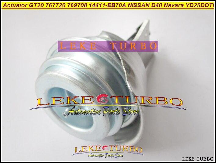 Turbo Wastegate Actuator GT2056V 767720 767720-5004S 769708 769708-0004 For NISSAN Navara D40 Pathfinder R51 YD25 YD25DDTi 2.5L раковина sanita виктория