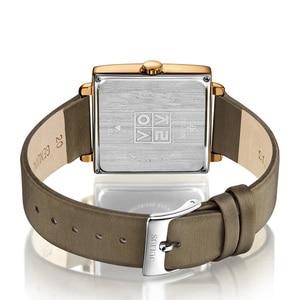 Image 5 - Julius ブランドシンプルなダイヤル革の腕時計の女性ヴィンテージ防水クォーツ時計ドレス腕時計女性 Montre のファムギフト